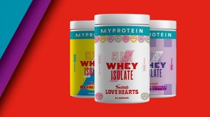 Новые вкусы Swizzels I Myprotein отмечает 16 лет