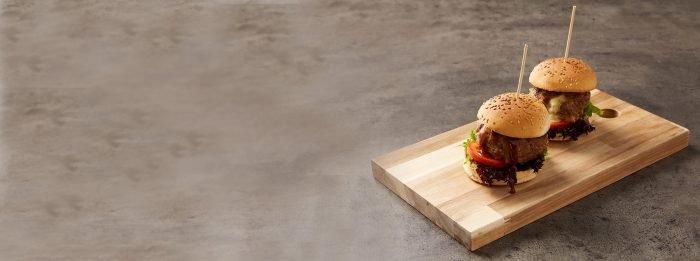 Бургеры с моцареллой I Быстрый и вкусный обед