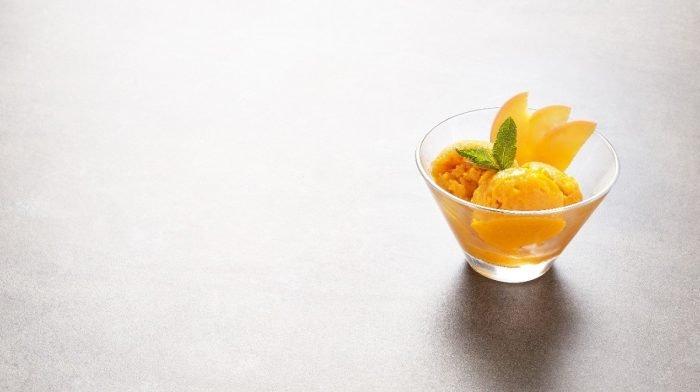 Манговый сорбет с BCAA | Летний освежающий вкус