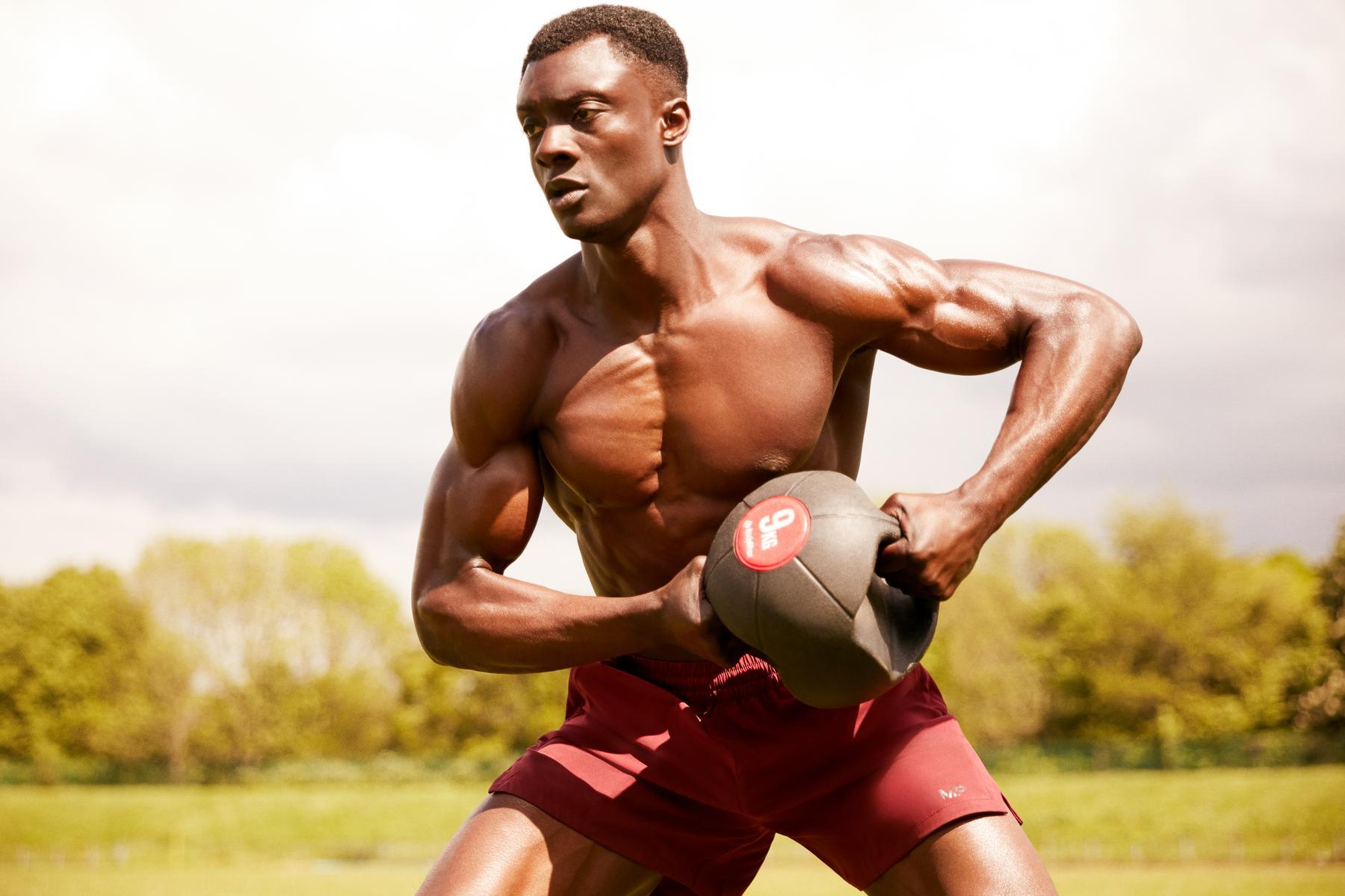 Как сохранить мышцы с помощью диеты
