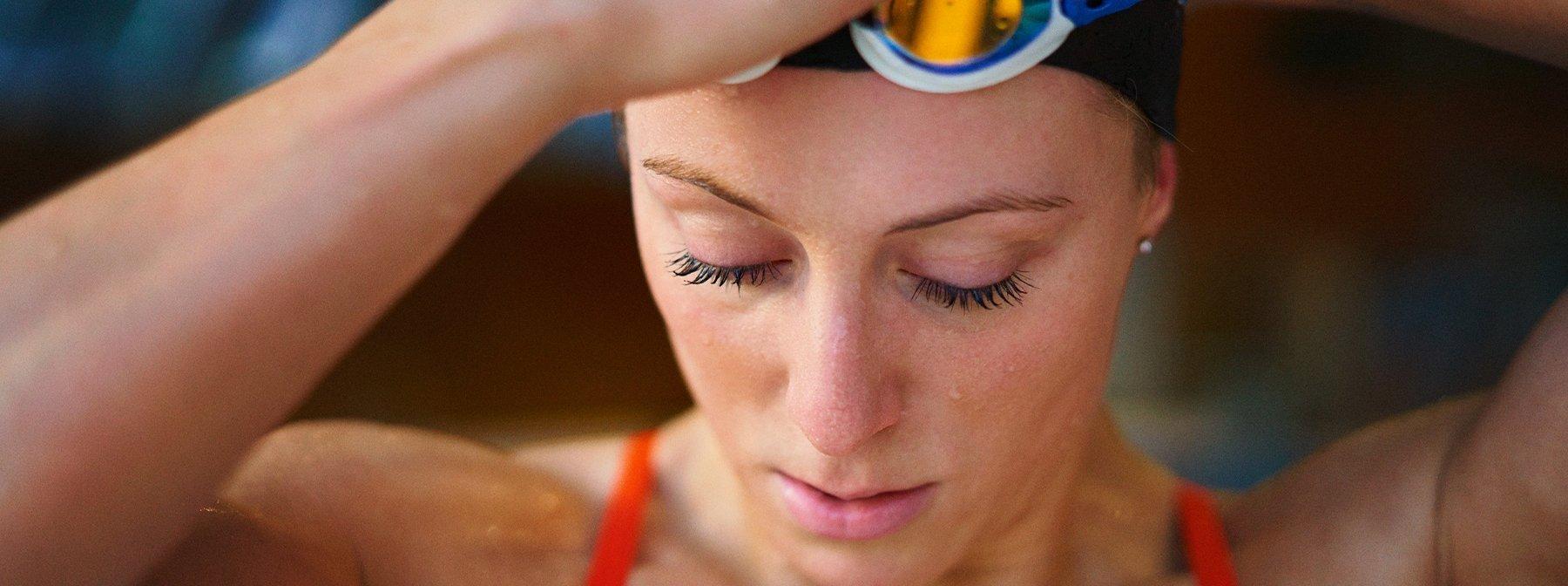 Кира Туссен I История Олимпийской пловчихи