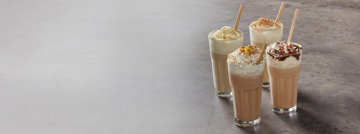 Холодный кофе I 4 способа приготовления