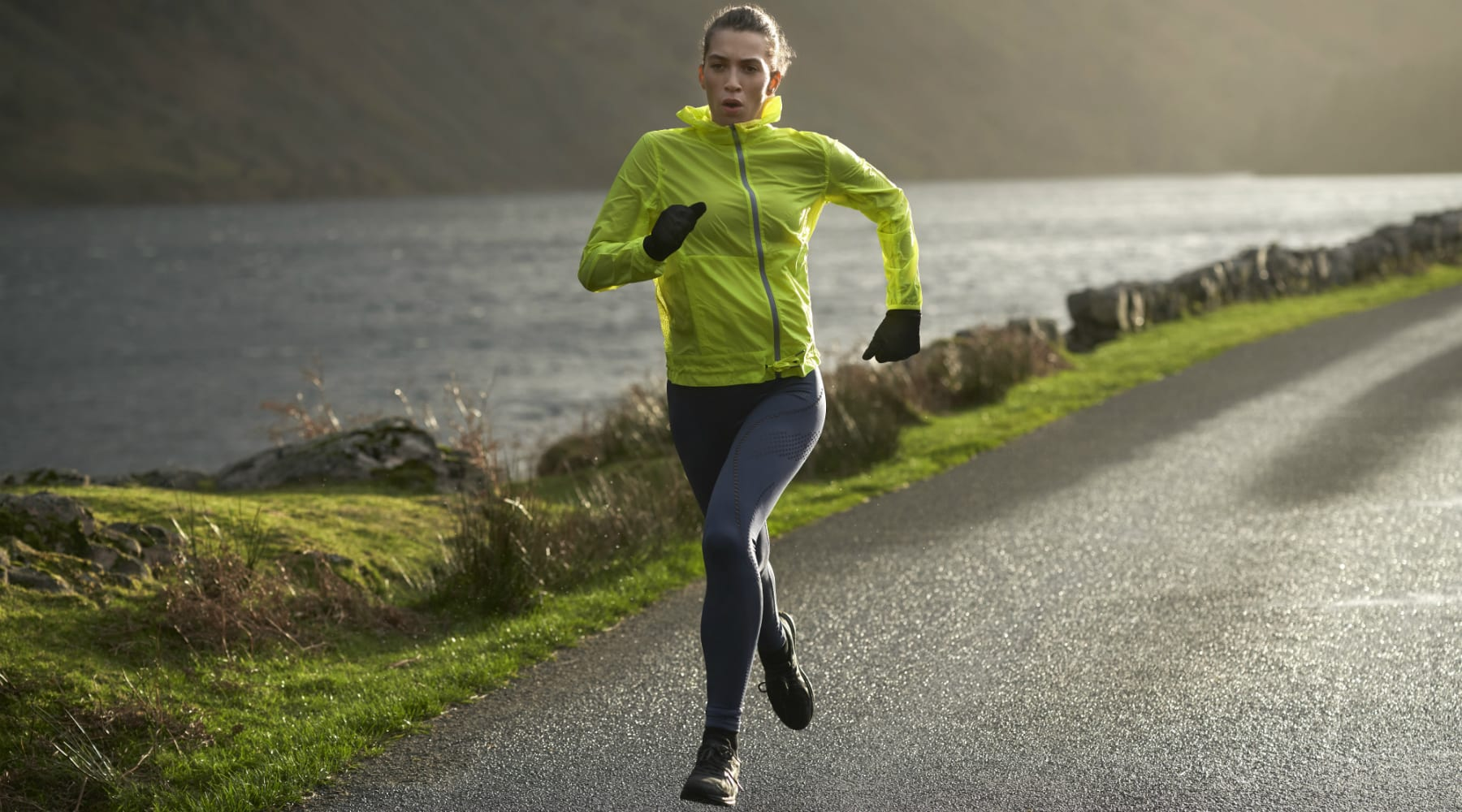 Как правильно питаться до и после бега