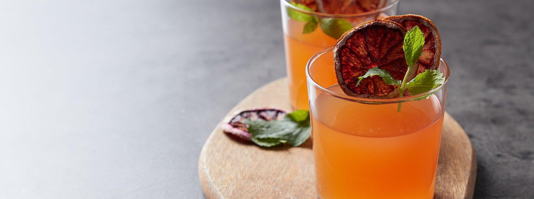 Желе с ВСАА со вкусом красного апельсина | Рецепты со всего мира