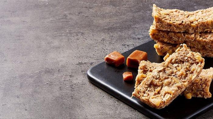Стики-тоффи пудинг с яблоком I Осенний рецепт