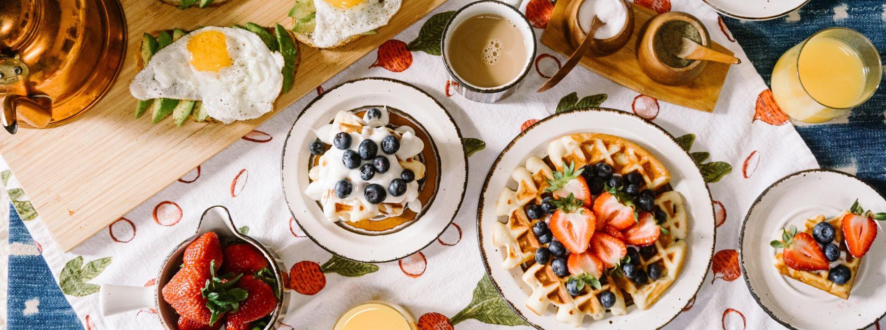 Полезный завтрак на ходу I 9 вариантов