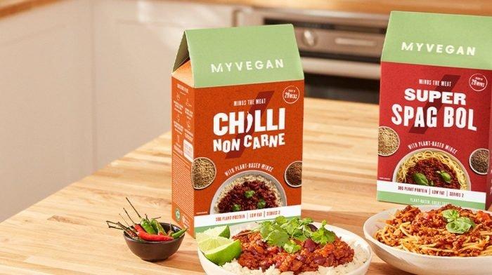 Новинка: наборы продуктов с рецептами от Myprotein