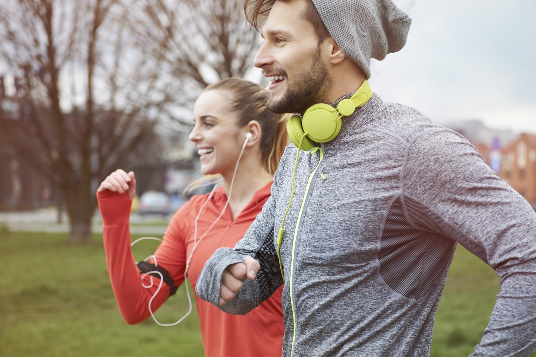 Эндорфины и тренировки | Подтянутое тело и хорошее настроение