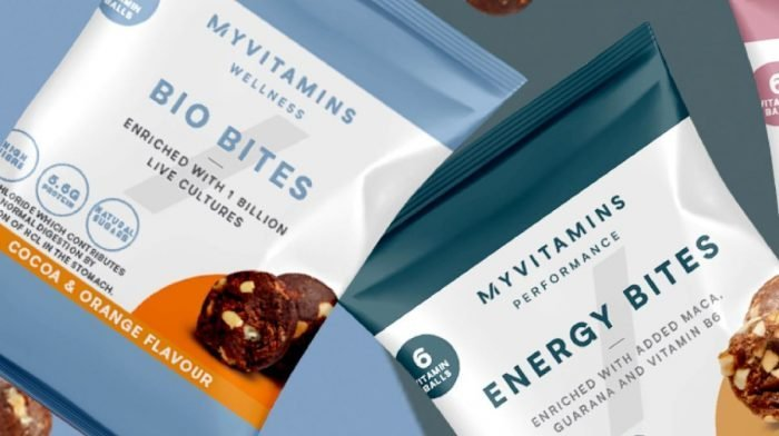 Новинки: полезный перекус от Myprotein