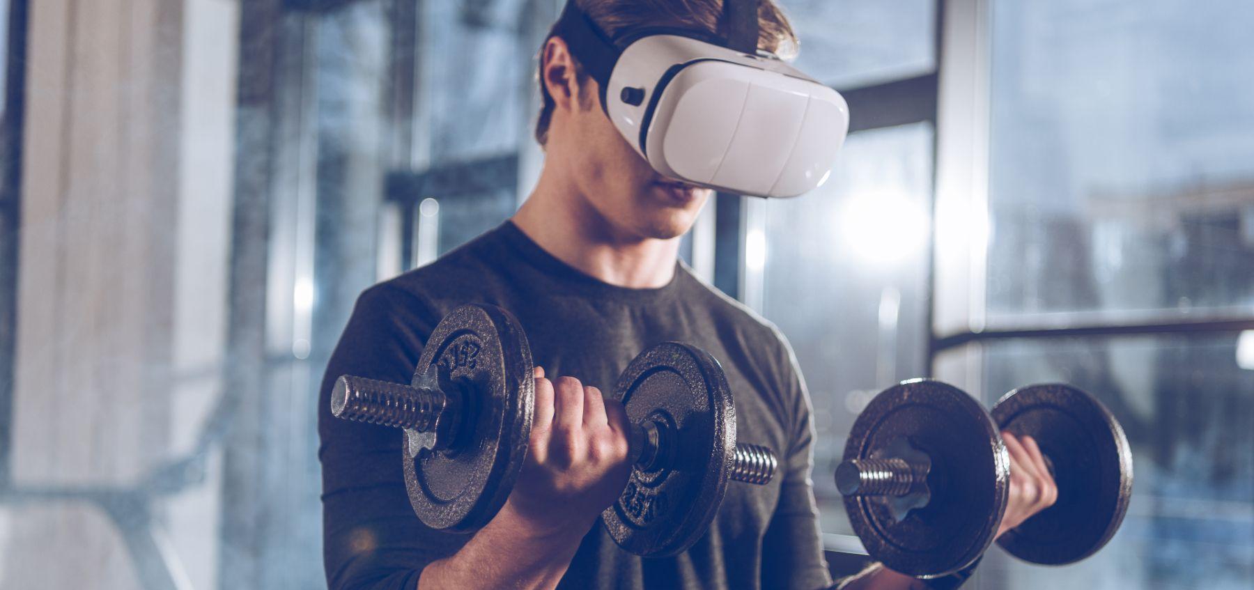 Виртуальные тренировки I Плюсы и минусы
