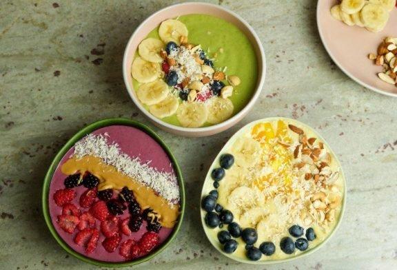 3 свежи смутита богати на витамини | Високо‐протеинова закуска