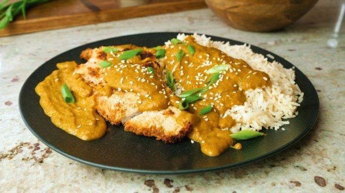 Пиле Катсу с къри | Бързо, лесно, вкусно