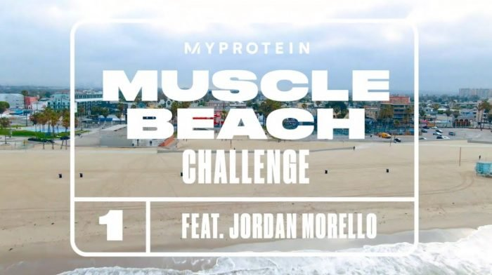 Video: Muscle Beach Challenge — Ep. 1: Jordan Morello