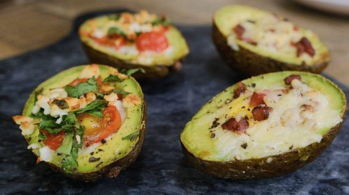 Avocado Baked Eggs 2 Ways | Delicious Keto-Friendly Breakfast