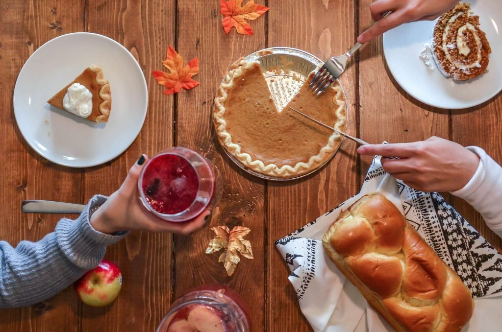 holiday weight gain foods