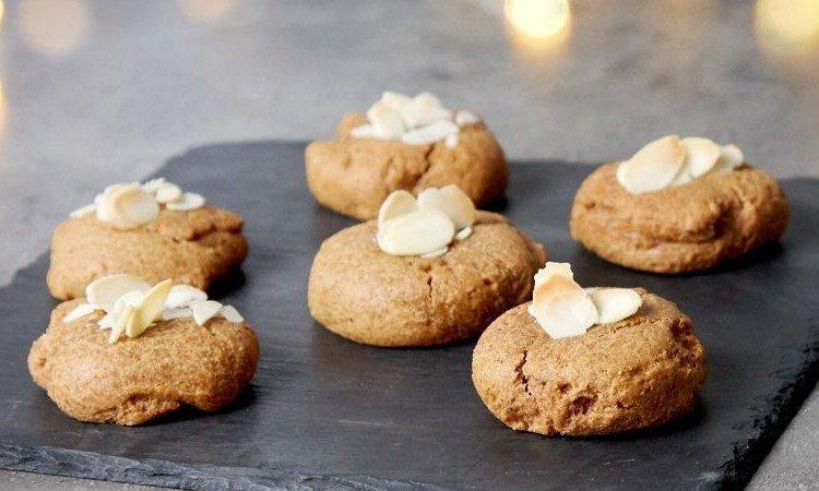 High-Protein Cinnamon Cookies
