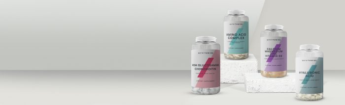 Myvitamins for Muscle and Joint Maintenance