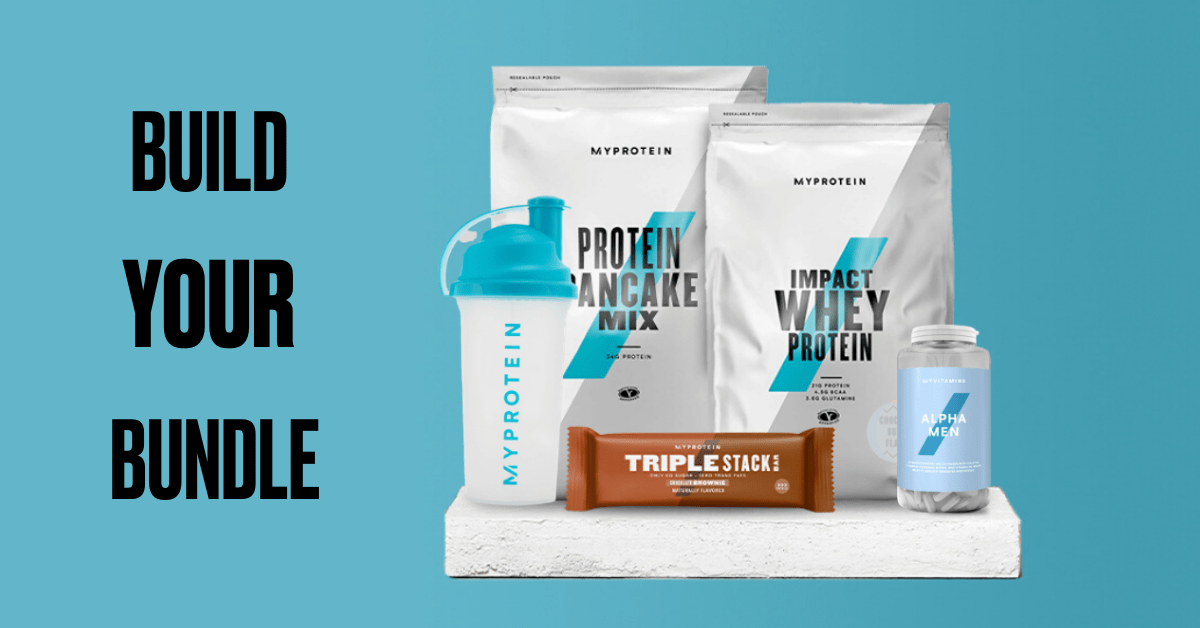 Get All Of Your Nutritional Needs For Less | Build Your Own Bundle