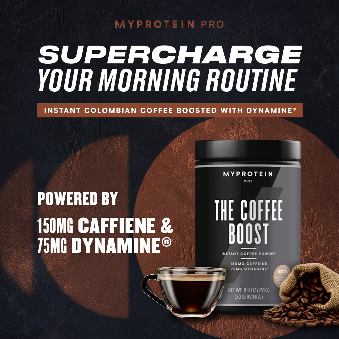 Introducing THE Coffee Boost | A Nootropic Blend Sure To Supercharge Your Morning Routine