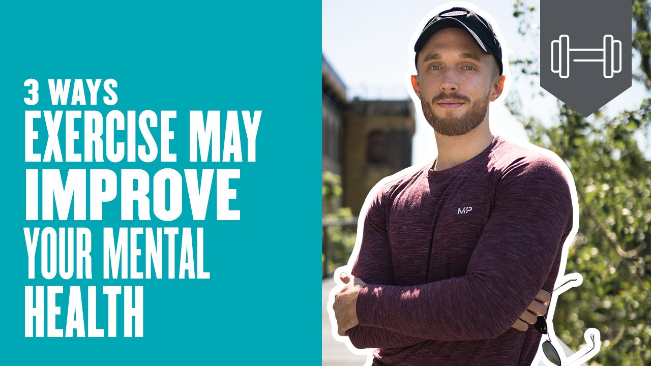 3 Ways Exercise May Improve Your Mental Health | Mental Health Tips with Max Oldani
