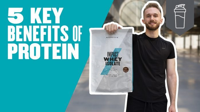 5 Key Benefits of Protein | How Protein Can Help with Muscle Growth, Weight Loss, Aging & More