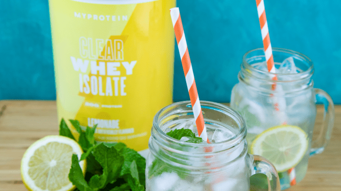How To Have A Clear Whey Summer | 3 Clear Protein Recipes To Fuel Your Routine