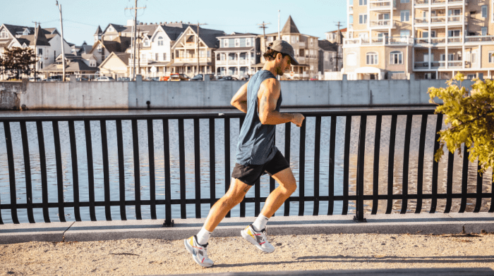 How This Marathon Runner Fuels Up Before and After Workouts