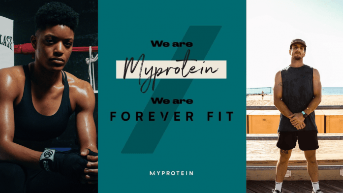 We Are #TeamMyprotein   Welcome To The Team
