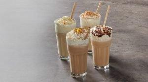Iced Coffee Protein Shakes 4 Ways