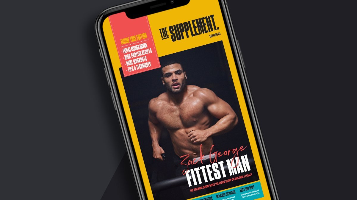 Introducing The Supplement — The Ultimate Fitness Magazine