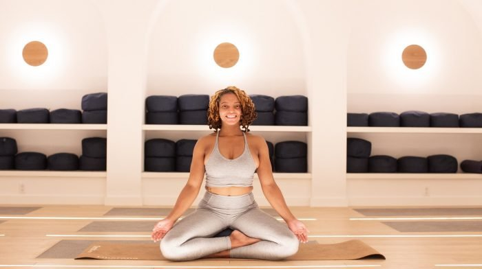 How This Wellness Coach Used Yoga To Deal With Grief & Switch Careers   Everyday Athletes