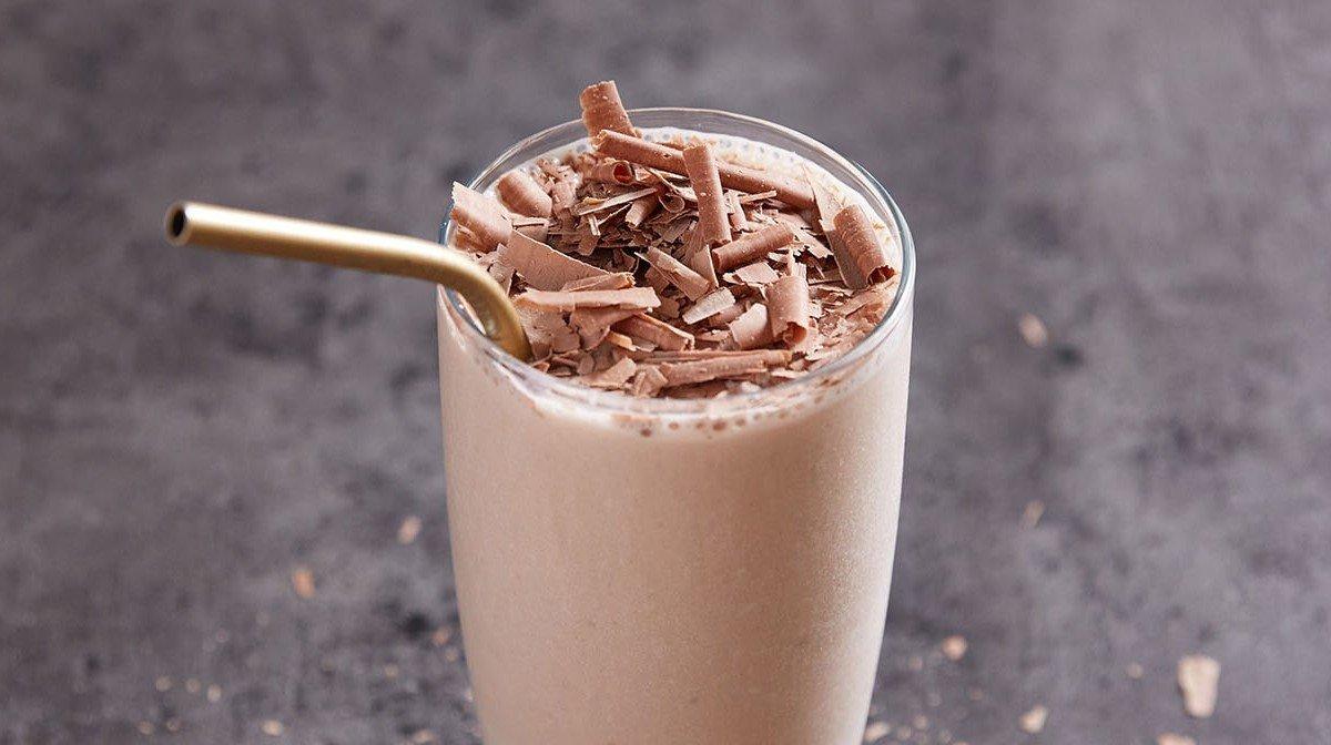 Naturally Stefanie's Post-Workout Shake | High-Protein Vegan Shake