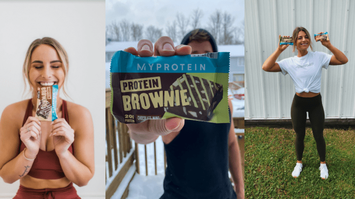 Introducing Two Chocolatey Flavors Of Our New Protein Brownies