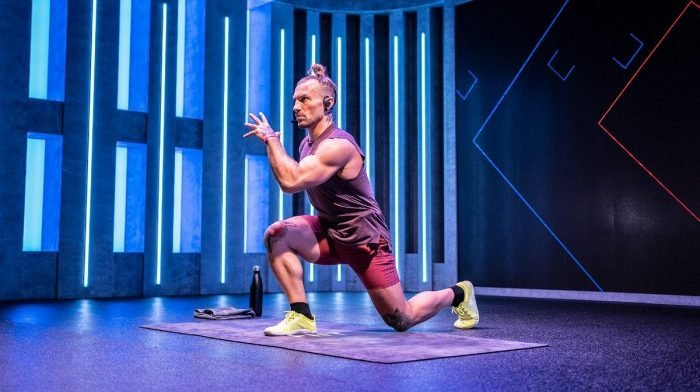 Send Your Energy Levels Skyrocketing With This Workout From Fiit