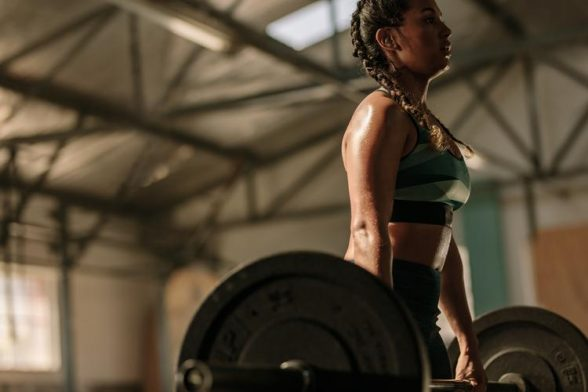 Weight Lifting for Women   Why We Lift