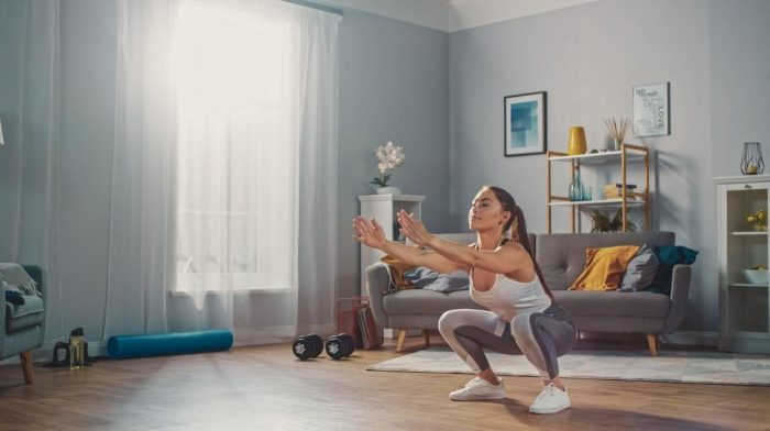 The 10 Best Exercises To Do At Home For Women