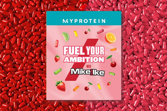 MIKE AND IKE® Clear Whey Isolate