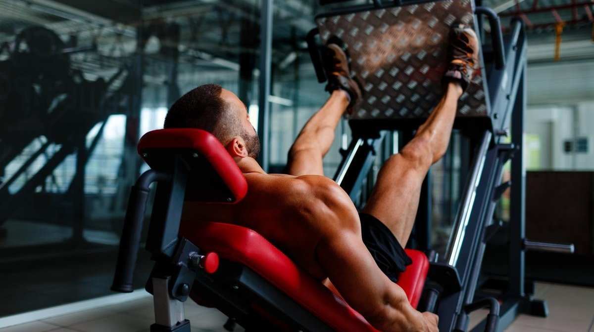 How To Use The Seated Leg Press Machine | Technique and Variations