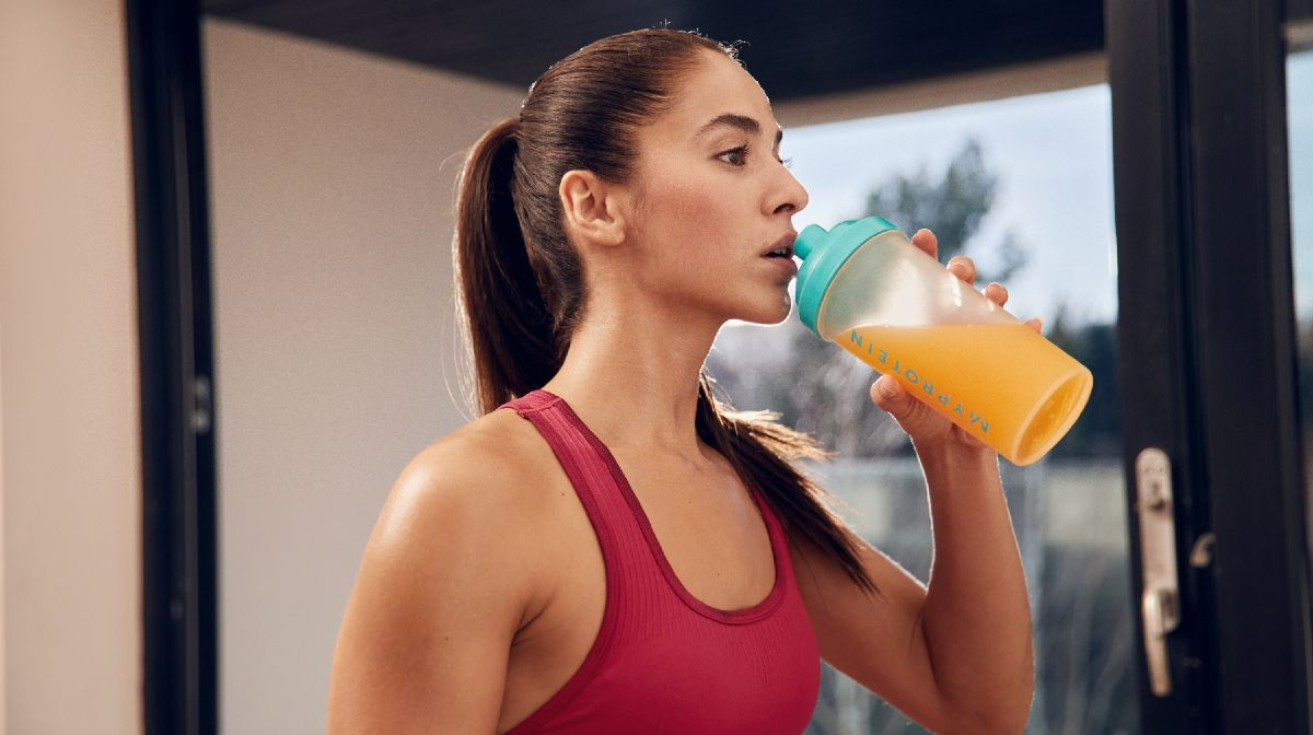 Hit Your Protein Macros While Staying Hydrated
