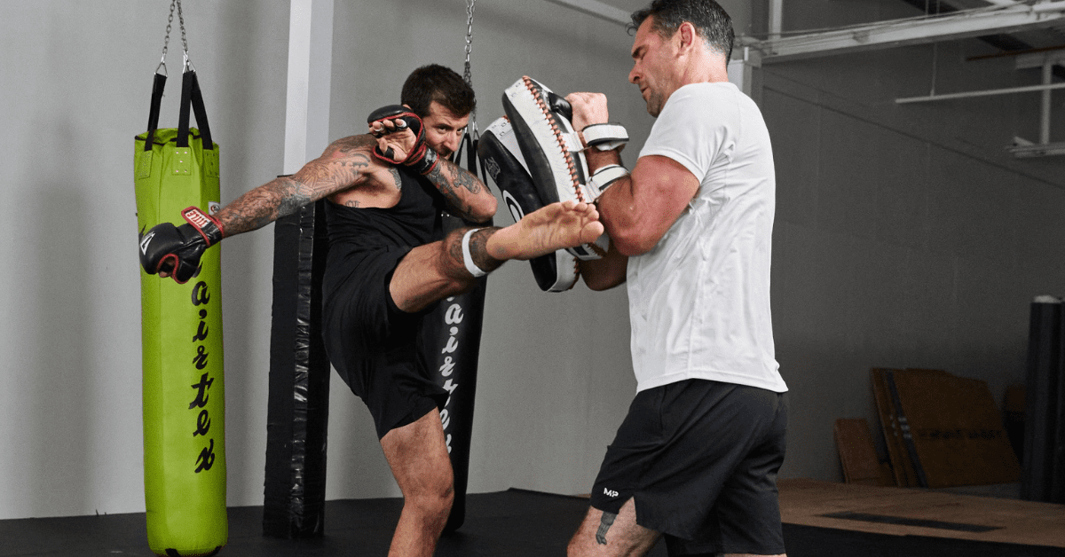 Watch: MP Engage Collection | Training Gear Fit For Fighters