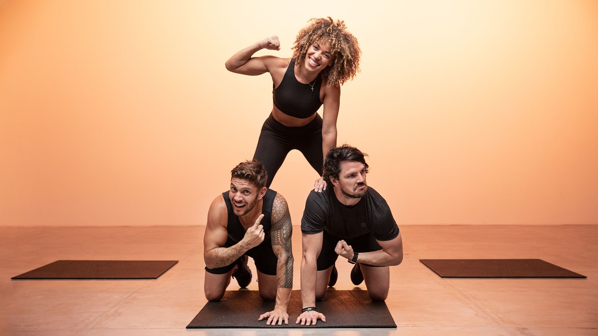 Watch: How To Get A Full Body Workout With Centr
