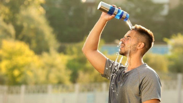 How To Train Safely In Hot Weather
