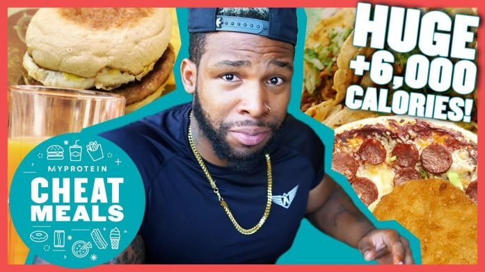 Watch: Terron Beckham Fills A Day Of Eating & Training With Over 6,000 Calories   Cheat Meals