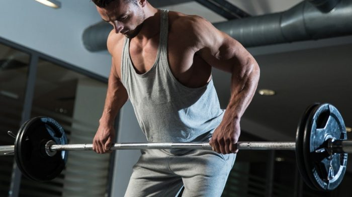 How To Do Bent-Over Barbell Row