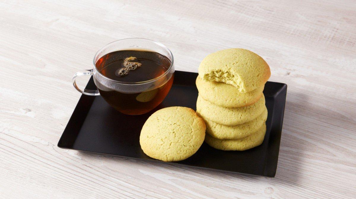 抹茶プロテインクッキー|Impact ホエイ プロテイン