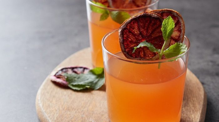 ブラッドオレンジ BCAA ゼリー|World's Kitchen イタリア