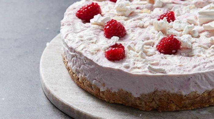 イートンメス プロテイン フローズン チーズケーキ|World's Kitchen イギリス