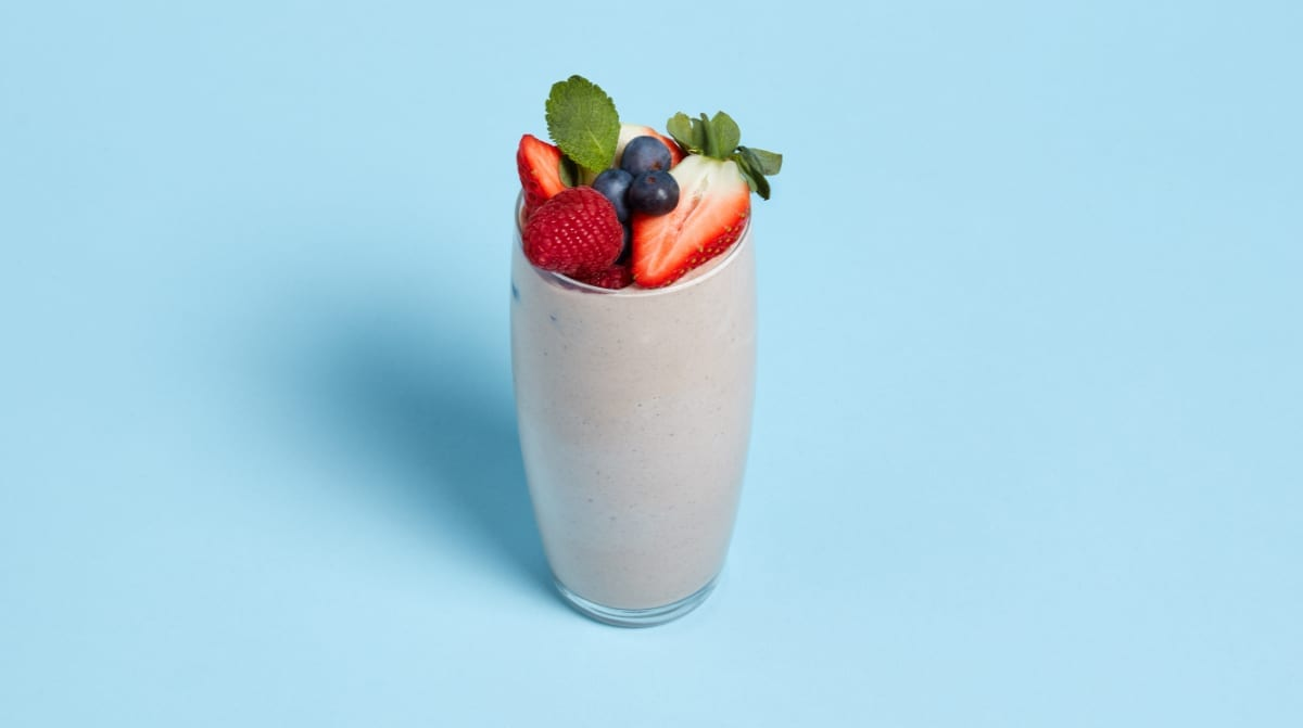 Veganski proteinski smoothie | Najbolji veganski recepti