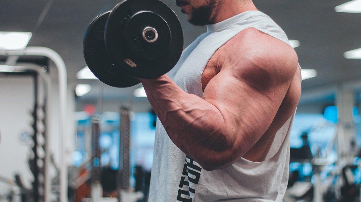 Kasvata käsivarren lihaksia kyynärpään ympärillä