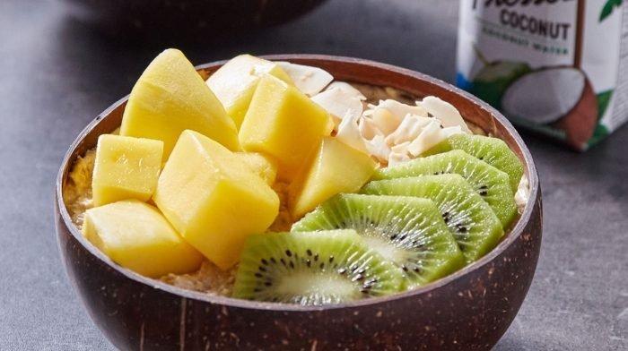 2 maukasta tuorepuuroa | Vita Coco X Myprotein Keittiö